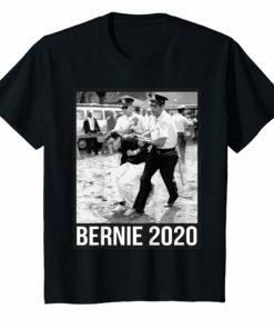 Bernie Sanders Protest Arrest Shirt