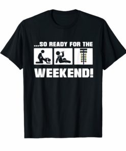 Fuck Beer Mechanic So Ready For The Weekend Shirt