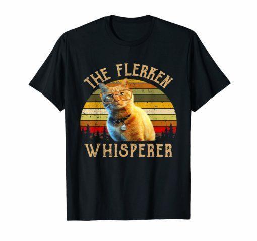 The-Flerken-Whisperer T Shirt Funny Cat Shirt