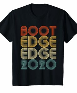 Vintage Retro Boot Edge Edge 2020 Presidential Election T-Shirt