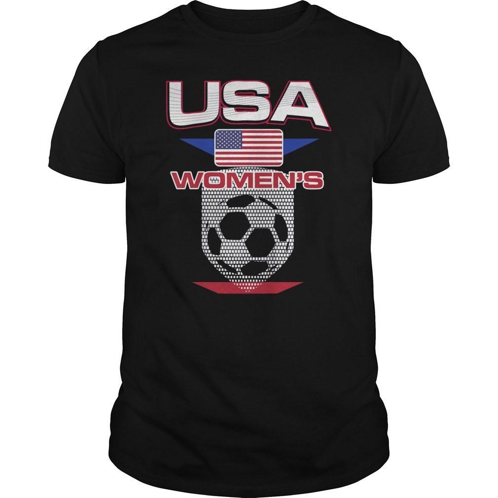 7ffecc1834a USA Women 2019 Soccer France Tee Shirt - Reviewshirts Office