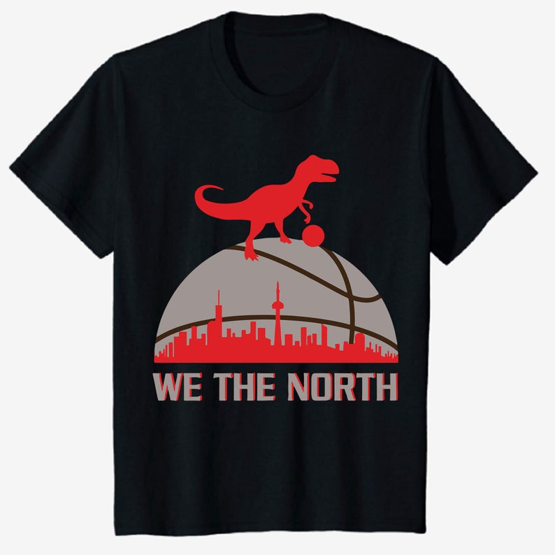 67169e2c1a9 We The North Gift Shirt Canada Toronto Raptors Tee Shirts ...