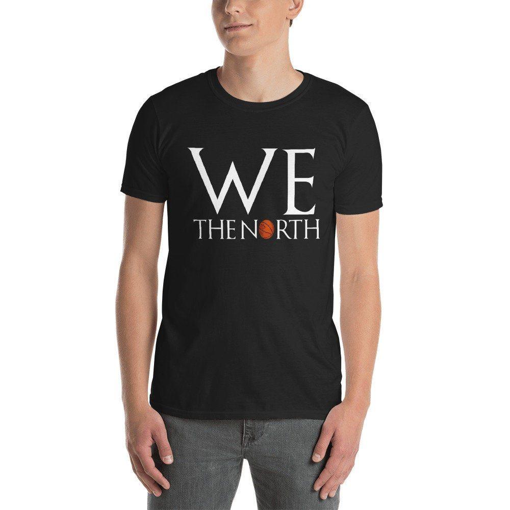 0c059f3193a We The North Shirt Canada Toronto Raptors Tee Tee Shirts ...