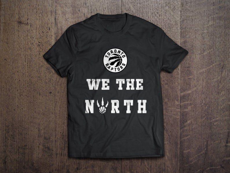 3e769e63129 We The North Tee, Toronto Raptors T-Shirt Kawhi Leonard NBA Finals Shirt