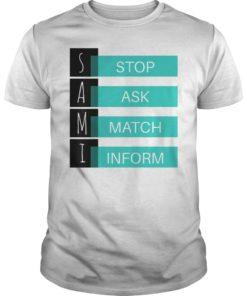 #WhatsMyName #SamiStrong TShirt