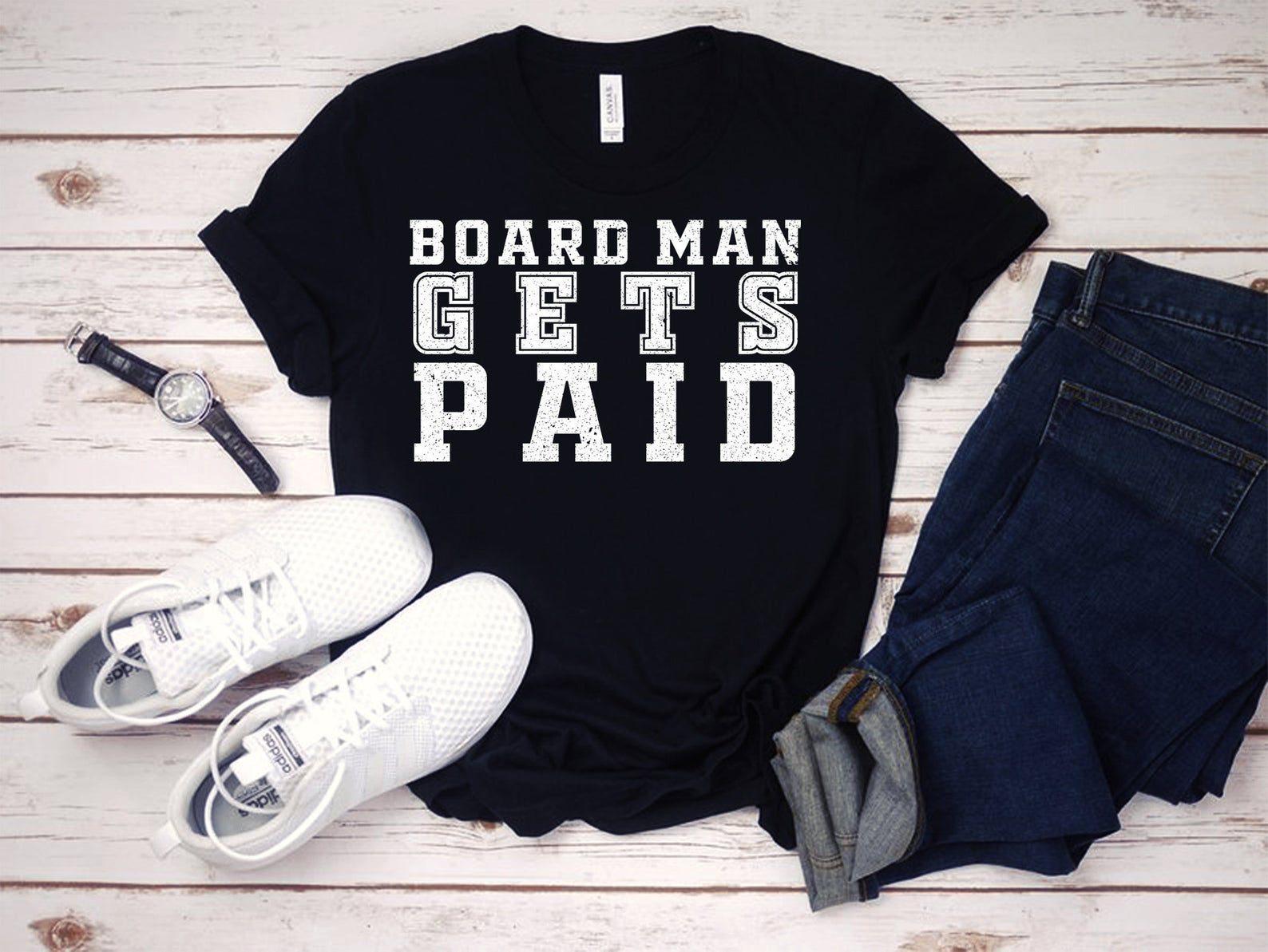 cheap for discount 0f8c2 7afe0 Board Man Gets Paid T-shirt ,Kawhi Leonard Toronto Basketball Fan T  Shirt,Kawhi Leonard Shirt,Toronto Raptors, Jersey Tee,Basketball Shirt