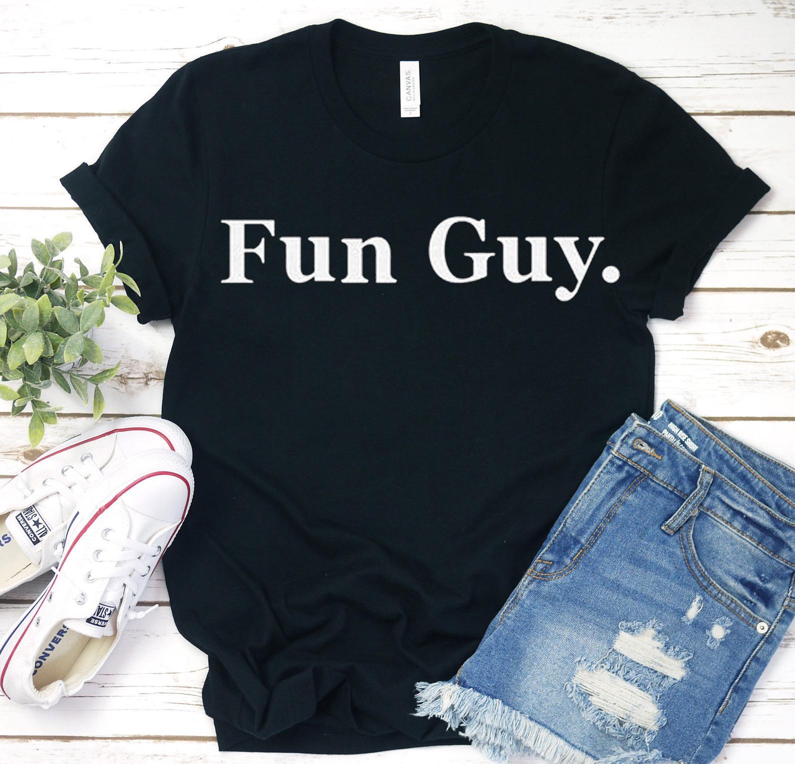 c01f49cd52c Fun Guy Kawhi Leonard New Balance Shirt Im a fun guy shirt Toronto Raptors  NBA Kawhi Leonard Shirt