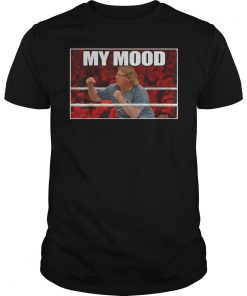 WWE The Miz My Mood T-Shirt