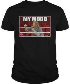 WWE The Miz my mood shirt