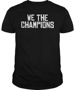 We Are Champions NBA Finals Playoff Champions 2019 Shirt