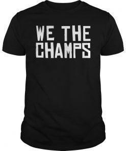 We Are Champions Toronto Raptors 2019 Shirt