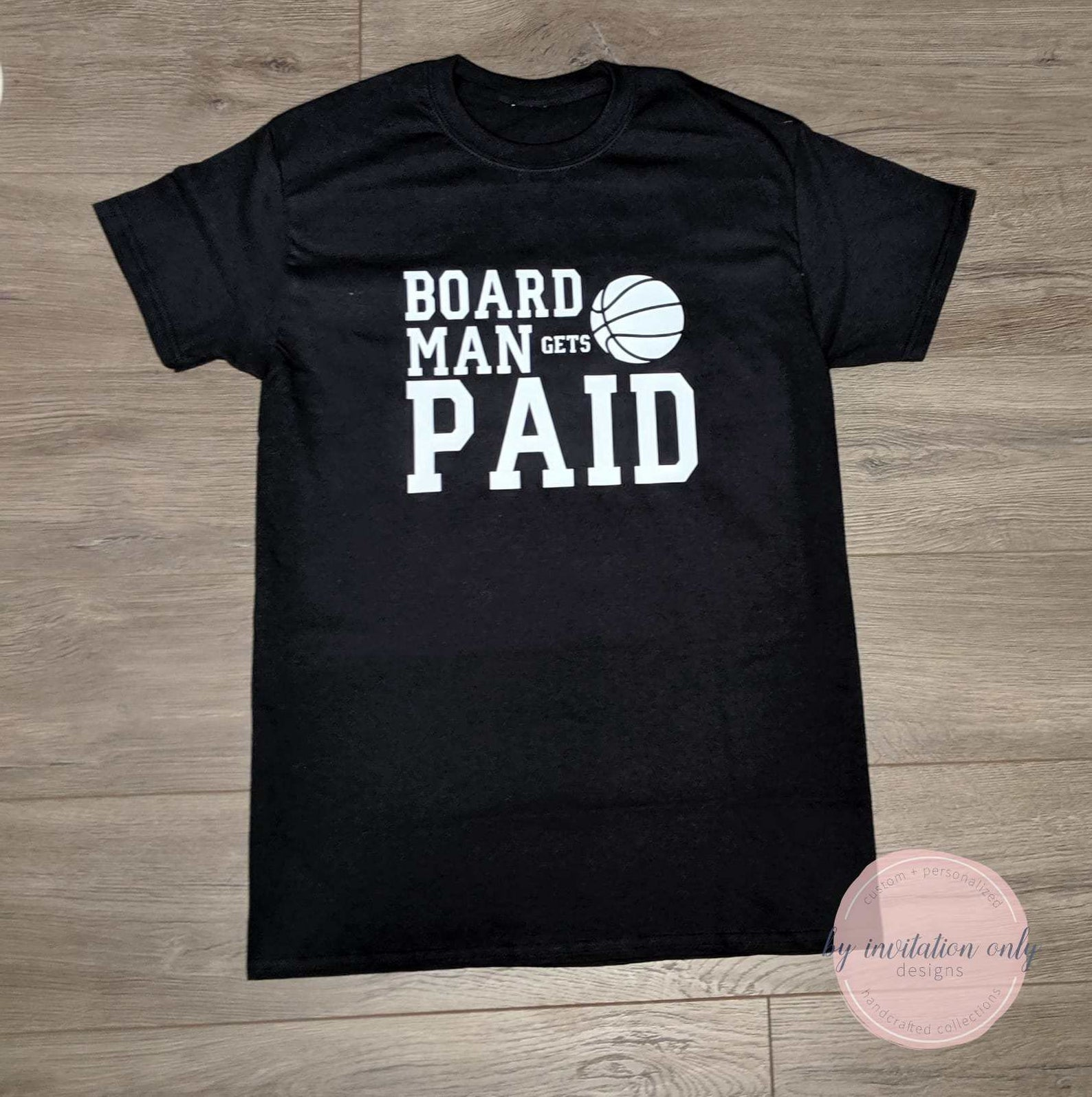 the best attitude c10bd e585f board man gets paid, basketball, we the north, raptors, kawhi leonard,  custom t-shirts, personalized, fan gear, toronto, t-shirt, the six