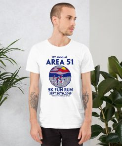 1ST Annual - Area 51 5k Fun Run - SEPT. 20, 2019 Tshirt area 51 meme tshirt funny area 51 shirt meme tshirt
