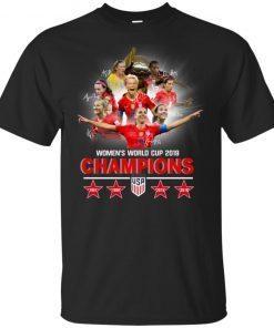 2019 Uswnt World Cup Champions T-Shirt