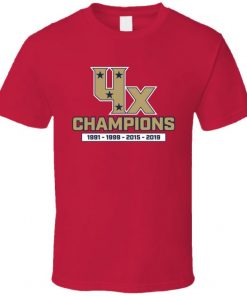 4 Time World Champions US Womens World Cup Soccer Futbol Football Fan T shirt