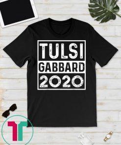 Tulsi Gabbard 2020 Literally Gift T-Shirt