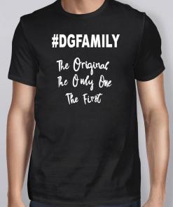 #dgfamily Shirt