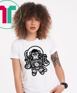 10th Planet Austin Space Ape Jiu Jitsu T-Shirt