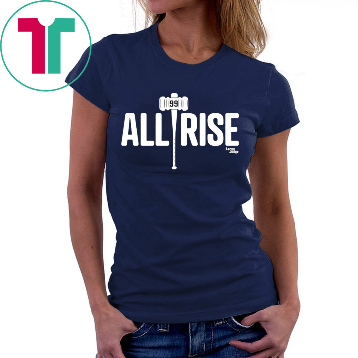 new concept 23b19 f2d8b All Rise Aaron Judge T-Shirt - Reviewshirts Office