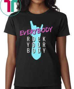 Backstreet Boys Everybody Rock Your Body T-Shirt
