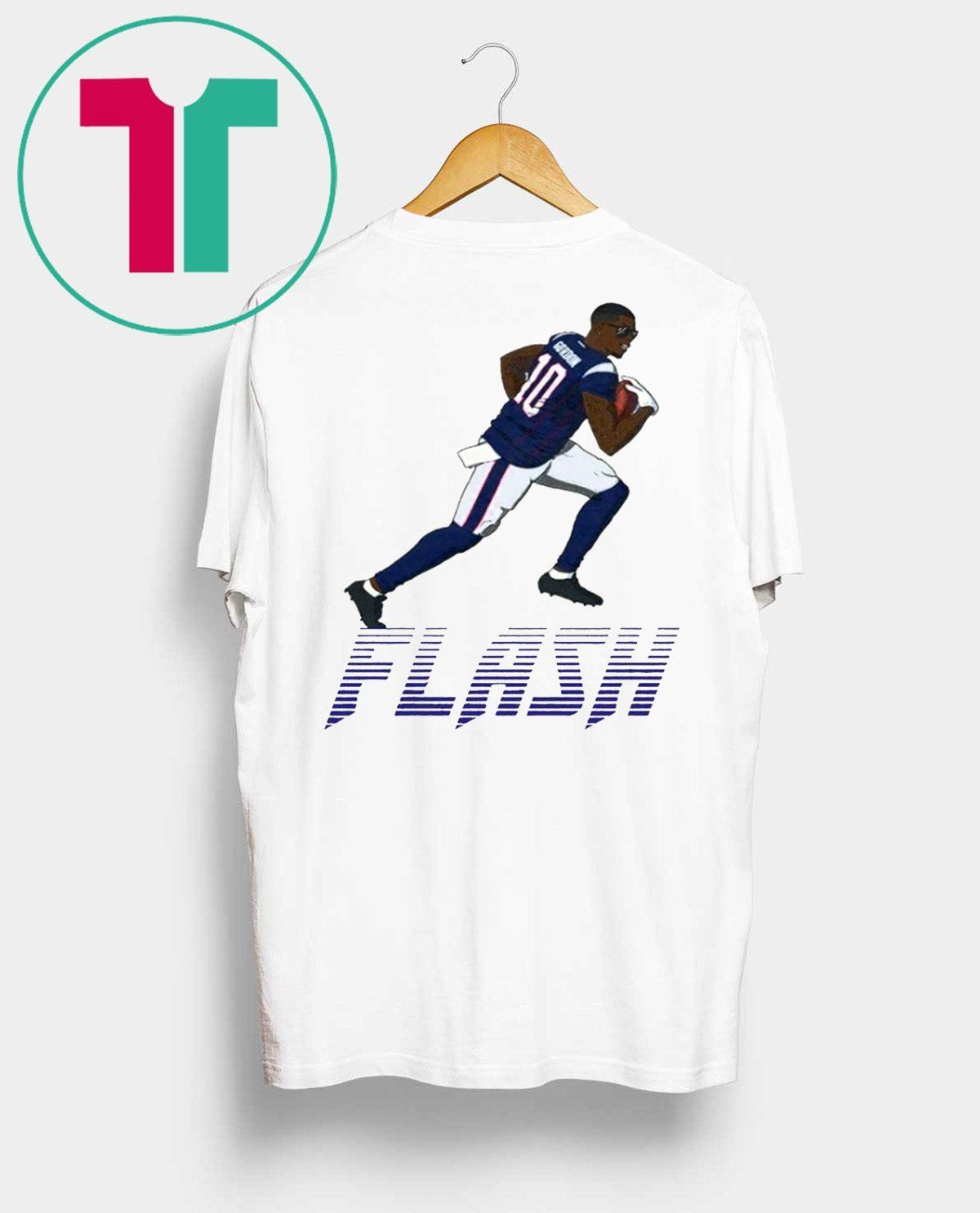 timeless design 5d48c 402e4 Josh Gordon Shirt New England Patriots Tee