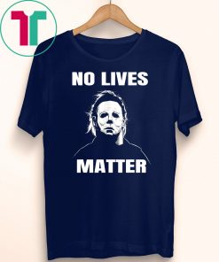 Michael Myers Funny Halloween Horror Funny T-Shirt T-Shirt