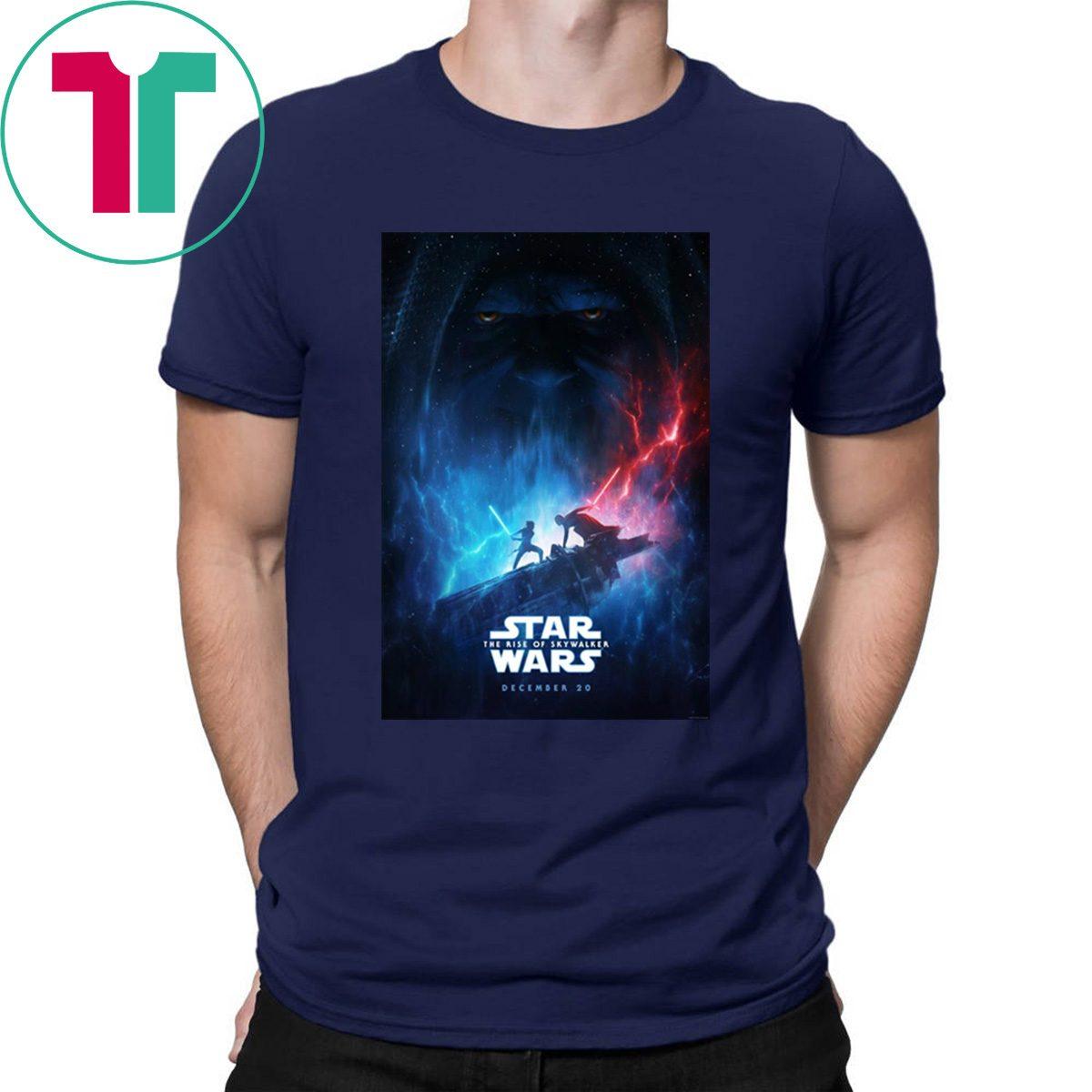 Star Wars The Rise Of Skywalker T Shirt Reviewshirts Office