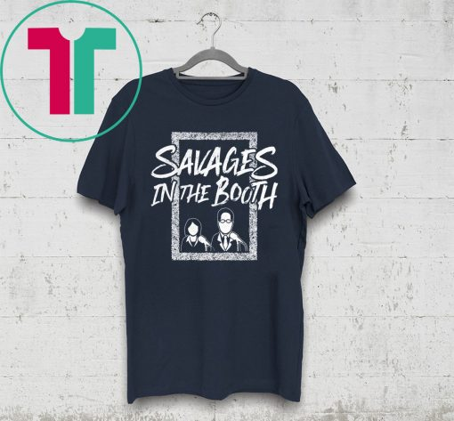 Yankees Savages In The Booth T-Shirt