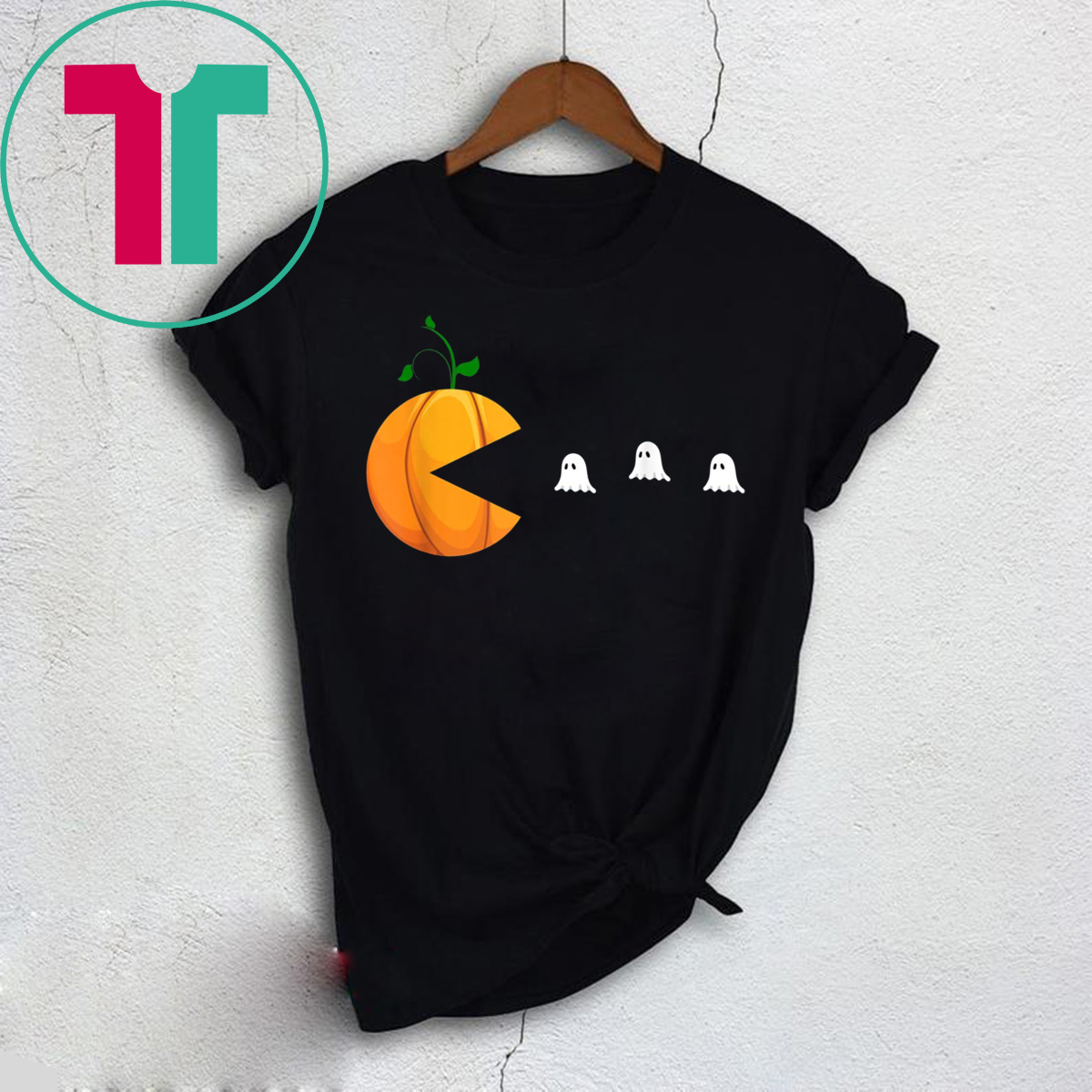 Halloween For Women Kids Men Pumpkin Ghosts Shirt