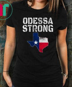 Odessa Strong Victims T-Shirt Pray for Odessa Texas