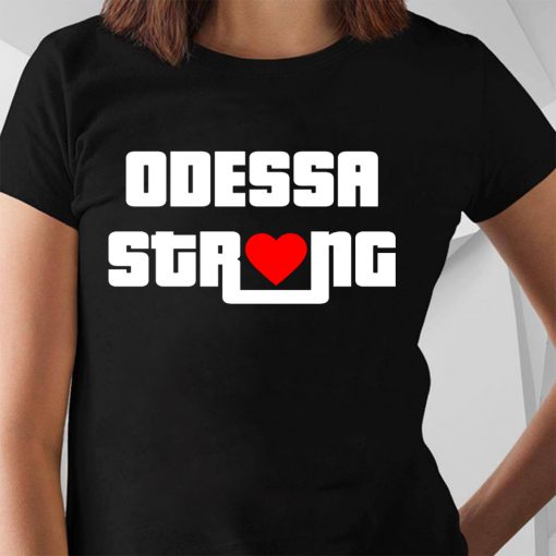 Odessa Strong Victims Pray for Odessa Texas T-Shirt