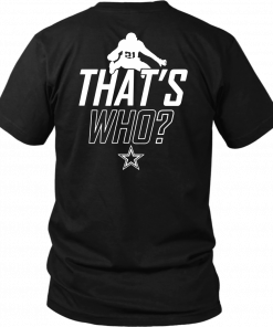 Zeke Who T-Shirt