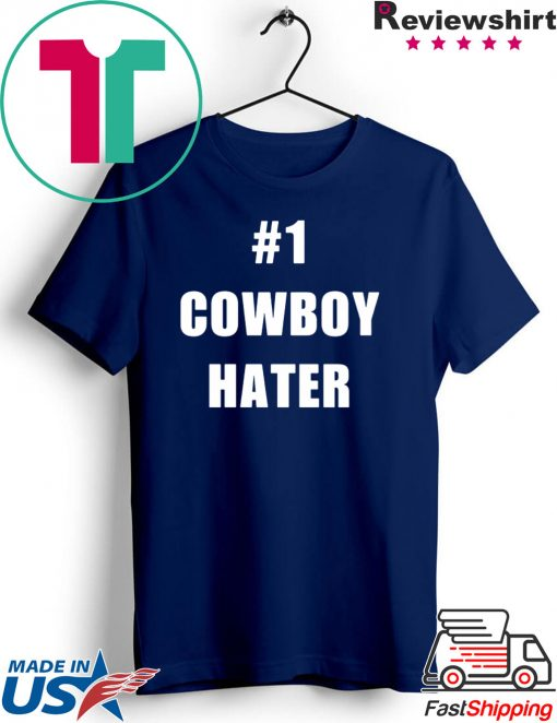 #1 Cowboy Hater Houston Texans fuck the Cowboys Offcial T-Shirt