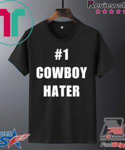 #1 Cowboy Hater Houston Texans fuck the Cowboys shirt