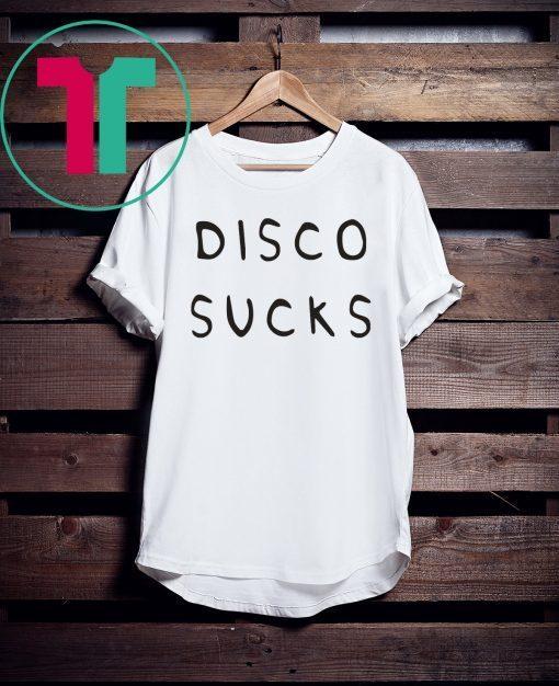 3 from Hell Disco Sucks Shirt