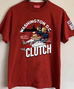 Adam Eaton Howie Kendrick Clutch Shirt Limited Edition