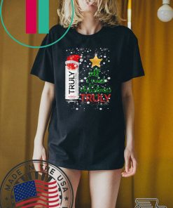 All I Want For Christmas is Truly Pomegranate T-Shirt