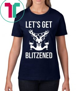 Let's Get Blitzened Christmas 2020 Shirt