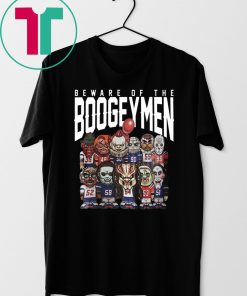 Patriots Boogeymen Shirt