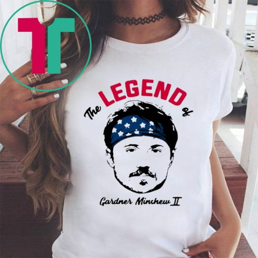 The Legend Of Gardner Minshew II Jacksonville Jaguars Shirt