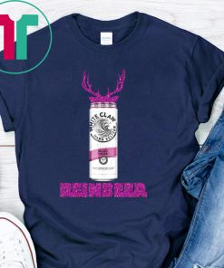 White Claw Black Cherry Sparkling Reinbeer Christmas 2020 Shirt