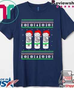 White Claw Christmas shirt