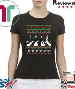 Abbey Road Christmas T-Shirt