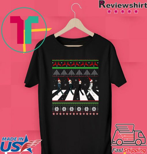 Abbey Road Christmas T-Shirt