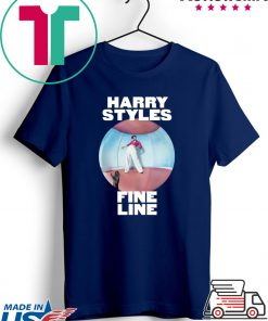 Harry styles merch Harry styles merch FINE LINE BLACK TEE SHIRT