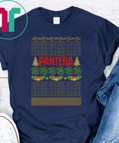 Pantera Ugly Christmas Shirt
