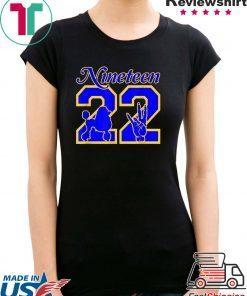 Womens Sigma Nineteen 22 Poodle Handsign Gamma Rho T-Shirt