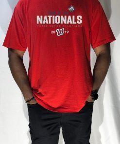 Years Of The Nationals 2019 Champions Washington Nationals Shirt