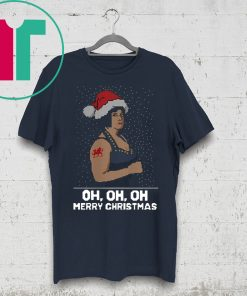 nessa jenkins oh oh oh merry christmas 2020 shirt