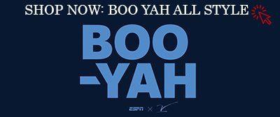 ESPN Stuart Scott Boo Yah All Style